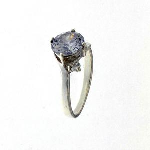 Пръстени с камък от сребро - 1605659