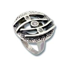 Пръстени с камък от сребро - 1595844