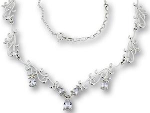 Колиета от сребро - 701238