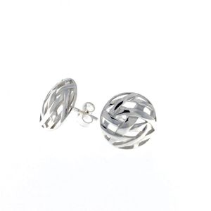 Обеци от сребро - 133152