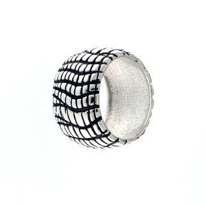 Сребърен пръстен без камък 1506142