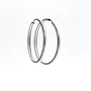 Обеци от сребро - 112340