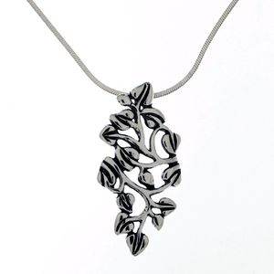 Висулки от сребро без камък - 181151