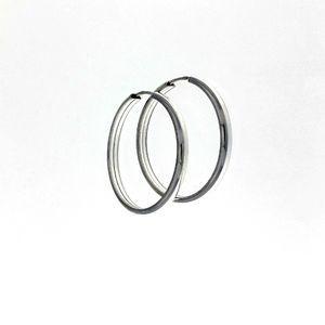 Обеци от сребро - 112330