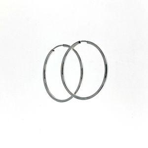 Обеци от сребро - 112130
