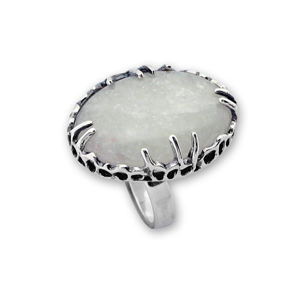 Пръстени  уникати от сребро и полускъпоценни камъни 8905153