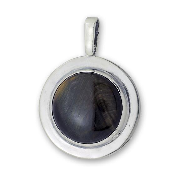 Висулки  уникати от сребро и полускъпоценни камъни 8903008