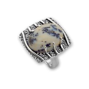 Бижу уникат с естествен камък - 8905150