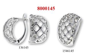 Нови модели на бижута от сребро - 8000145