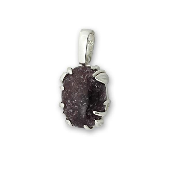 Висулки  уникати от сребро и полускъпоценни камъни 8983209