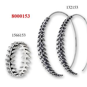 Сребърни бижута - комплект 8000153