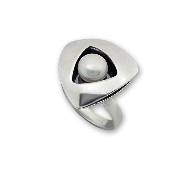 Пръстени  уникати от сребро и полускъпоценни камъни 8905112