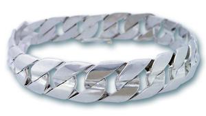 Сребърни бижита за мъже - 200064