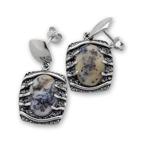 Бижу уникат с естествен камък - 8901150