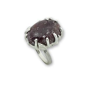 Пръстени  уникати от сребро и полускъпоценни камъни 8905209