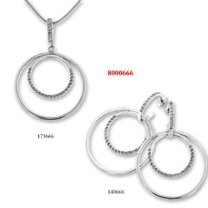 Нови модели на бижута от сребро - 8000666