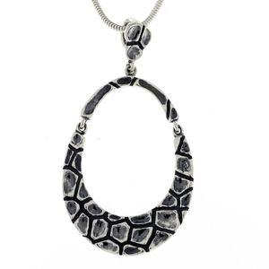Висулки от сребро без камък - 181141