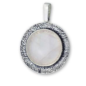 Висулки  уникати от сребро и полускъпоценни камъни 8903092