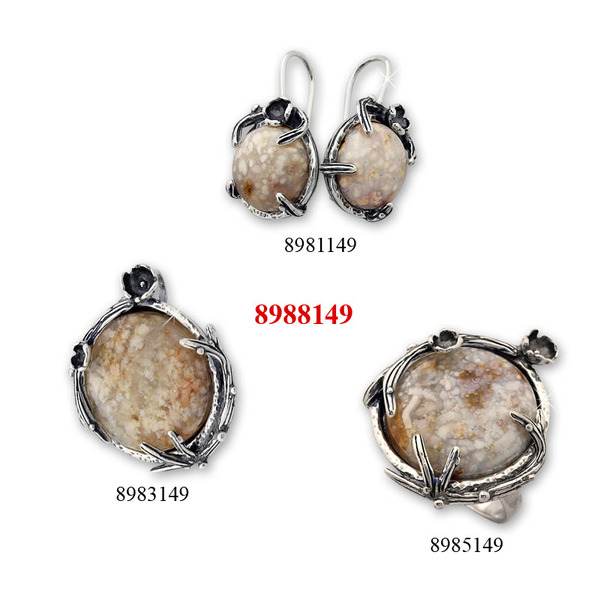 Сребърни комплекти уникати 8908149