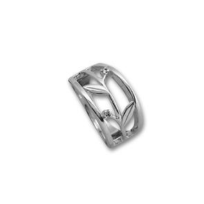 Пръстени с камък от сребро - 1595900
