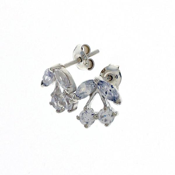Oбици с камъни от сребро 139658