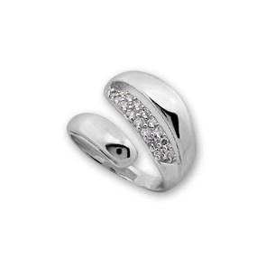 Пръстени с камък от сребро - 1615262