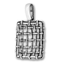 Висулки от сребро без камък - 180937