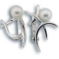 Сребро с перли - 115744