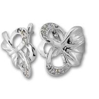 Oбици с камъни от сребро - 137934