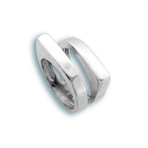 Сребърни пръстени без камък - 1514423