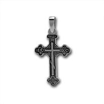 Сребърен кръст 179454