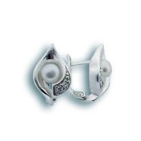 Сребро с перли - 115729