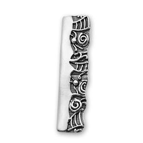 Висулки от сребро без камък - 181006