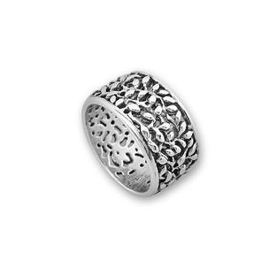 Сребърни пръстени без камък - 1536030