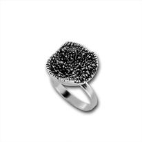 Сребърни пръстени без камък - 1545864