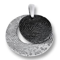 Висулки от сребро без камък - 172852