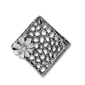 Висулки от сребро без камък - 172969
