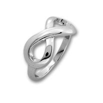 Сребърни пръстени без камък - 1564701