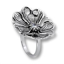 Пръстени с камък от сребро - 1595861