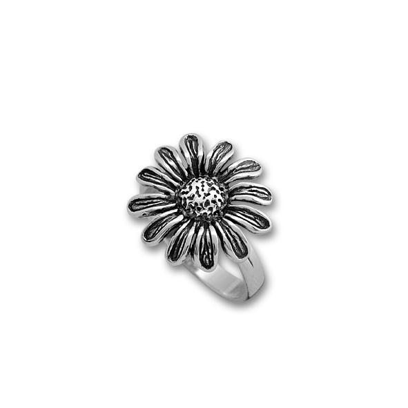 Сребърен пръстен без камък 1565903