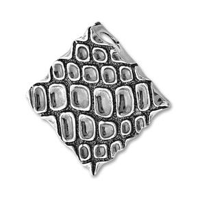 Висулки от сребро без камък - 187991