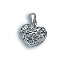 Висулки от сребро без камък - 181105