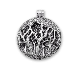Висулка от сребро без камък 187626