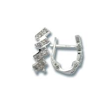 Oбици с камъни от сребро - 139828