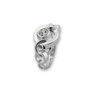 Пръстени с камък от сребро - 1596052