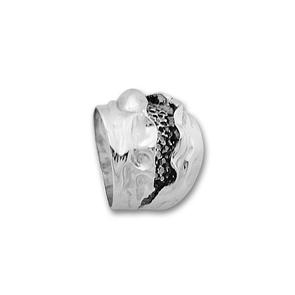 Сребърни пръстени без камък - 1535246