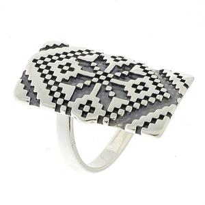 Сребърни пръстени без камък - 1506103