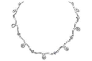Колиета от сребро - 700592