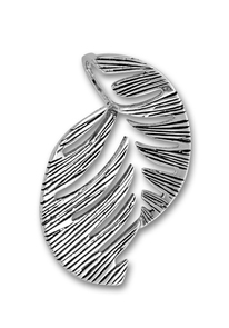 Висулки от сребро без камък - 180898