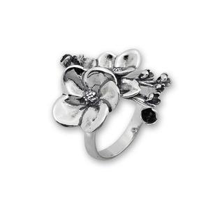 Сребърен пръстен без камък 1546049